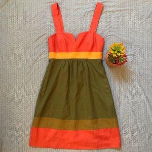 Trina Turk Colorblock Dress